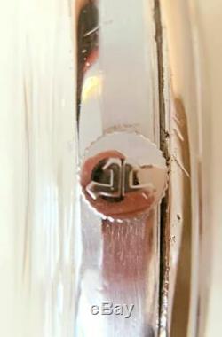 LeCoultre automatic bumper 12A 476 révisé serviced acier stainless steel