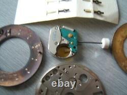 Le coultre lot calibre 603 et autres