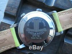 MONTRE JAEGER LECOULTRE MEMOVOX SPEEDBEAT E875.42 cal 916 automatic 37mm
