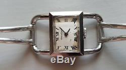 Montre Hermès Jaeger LeCoultre étrier watch