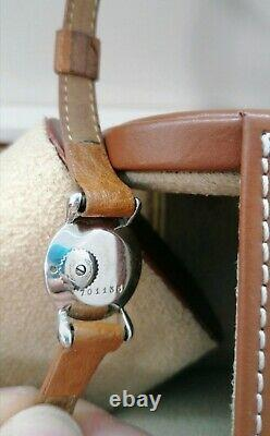 Montre JAEGER LECOULTRE LADY en acier vers 1950 vintage idem omega Rolex chic