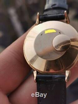 Montre Jaeger-LeCoultre Futurematic Vintage