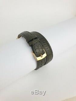 Montre Jaeger-Lecoultre Etrier (Footing) en or jaune