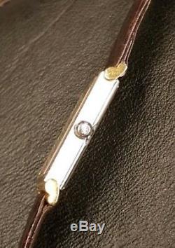 Montre Jaeger Lecoultre pour homme en or 18k