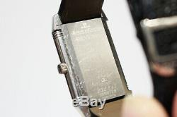 Montre Jeager Lecoultre Reverso Bracelet Cuir Lezard