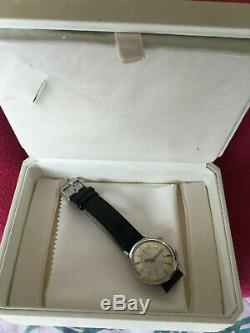 Montre Reveil Automatique Memovox Jaeger Lecoultre Automatic Alarm Watch