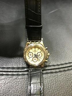 Montre Vintage Jaeger Lecoultre Chronographe Kryos