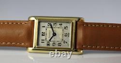 Montre / Watch Jaeger-LeCoultre Duoplan Or 18kt Yellow Gold Mécanique