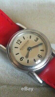 Montre, femme JAEGER LECOULTRE, vintage, watch, mécanique