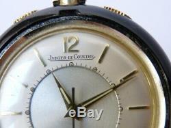 Montre réveil JAEGER LECOULTRE Mémovox horlogerie (23180)