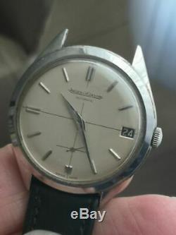 Montre vintage précieuse de marque LeCoultre