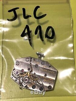 Mouvement De Montre Jaeger Lecoultre Reverso 410 À Réparer Ou Pour Pieces