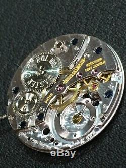 Mouvement Jaeger LeCoultre 849 Master Control 1000h Pour Pieces