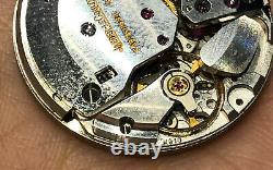 Mouvement Mecanique Memovox De Montre Jaeger Lecoultre K910 @ Movement 910 Jl
