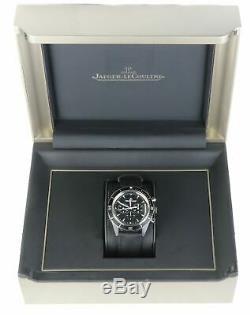 Neuf Jaeger Lecoultre Jlc Master Compresseur Diver Chrono Noir Q208A570 136. A. C8