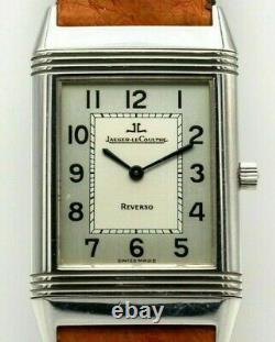 REVERSO JAEGER LECOULTRE modèle mécanique classique Réf 250 8 86