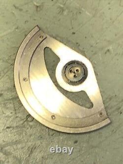 Rare Jaeger Lecoultre Master Control Oscillating Weight Original Guenine Same Ap