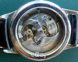 Rare automatic Jaeger-LeCoultre wristwatch