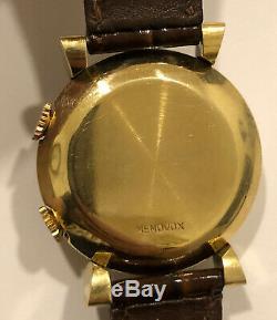 Rarissime Montre Jaeger Lecoultre Memovox De 1952 @ Calibre 601 @ Jaeger Watch