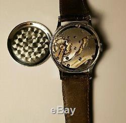 Sublime Jaeger Lecoultre Vintage Montre 1930s cal. 168/1c