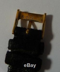 Superbe montre mécanique de femme JAEGER-LECOULTRE or 18 carats