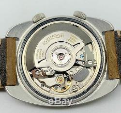 Vintage JLC Jaeger Lecoultre Memomox E876 Tropical dial