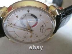 Vintage Lecoultre Futurematic Puissance Resrve Pare-Choc 10K G F. CAL. 497 Suisse
