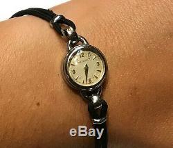 Watch / Montre Mecanique Femme Marque Jaeger Lecoultre @ Jaeger Lady Watch @ Top