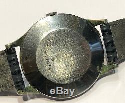 Watch / Montre Mecanique Homme Marque Jaeger Lecoultre Calibre P478/c Fonctionne